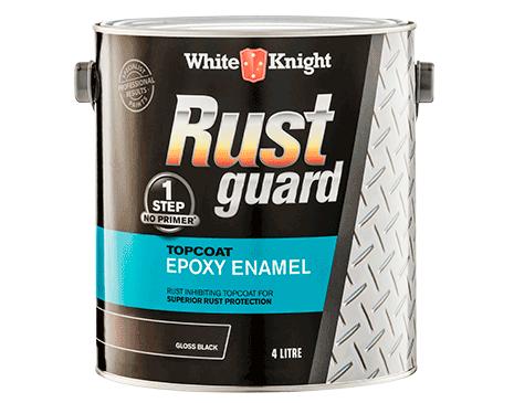 White Knight Rust Guard® Epoxy Enamel