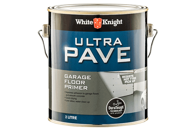 White Knight Ultra Pave® Garage Floor Primer