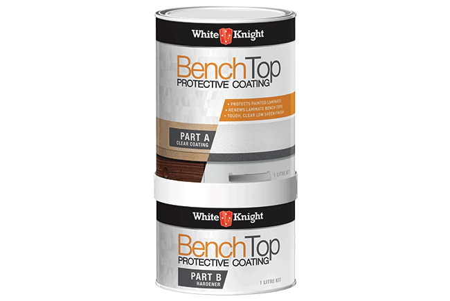 White Knight ® Bench Top Protective Coating