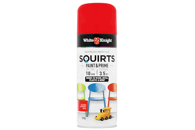 White Knight Paints Squirts Msds