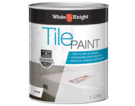 white knight tile paint. Black Bedroom Furniture Sets. Home Design Ideas